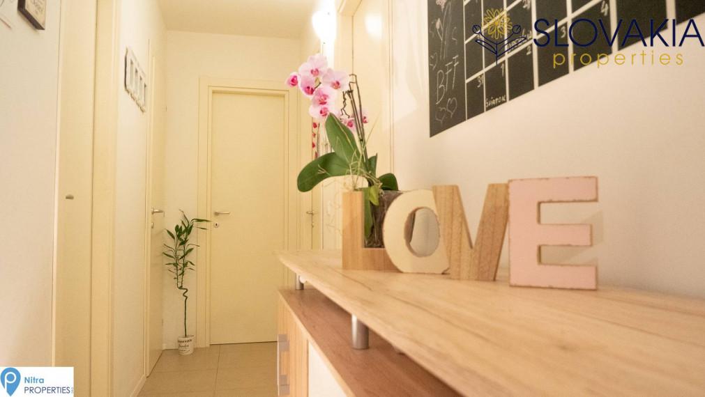 3 izbový byt v Slovenskom Grobe