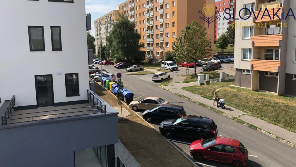 Na prenájom moderný byt v novostavbe