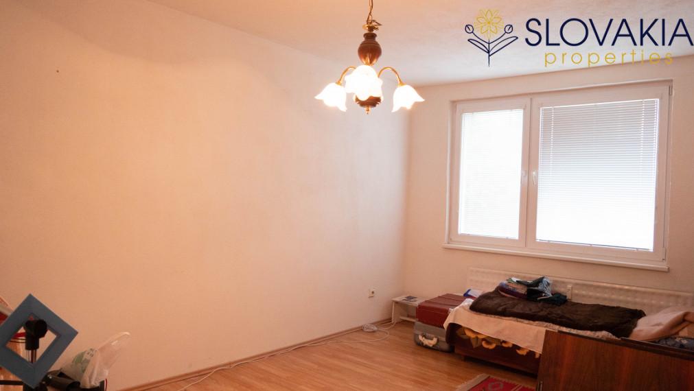 Na predaj 3 izbový byt v pôvodnom stave, Alexyho ul.
